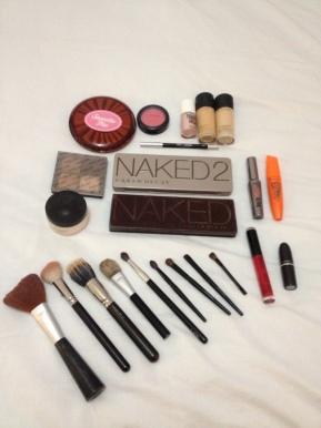 Weekday Make-Up Routine