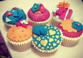 Cupcake Decoration Course