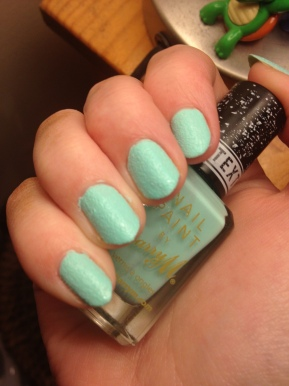 BarryM Textured Nail Varnish