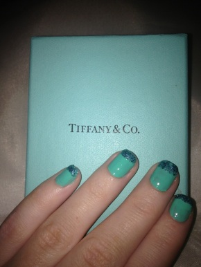 BarryM Tiffany Manicure