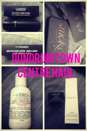 Dundrum Town Centre Haul