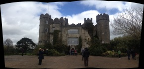My Weekend + FOTD: Malahide Castle