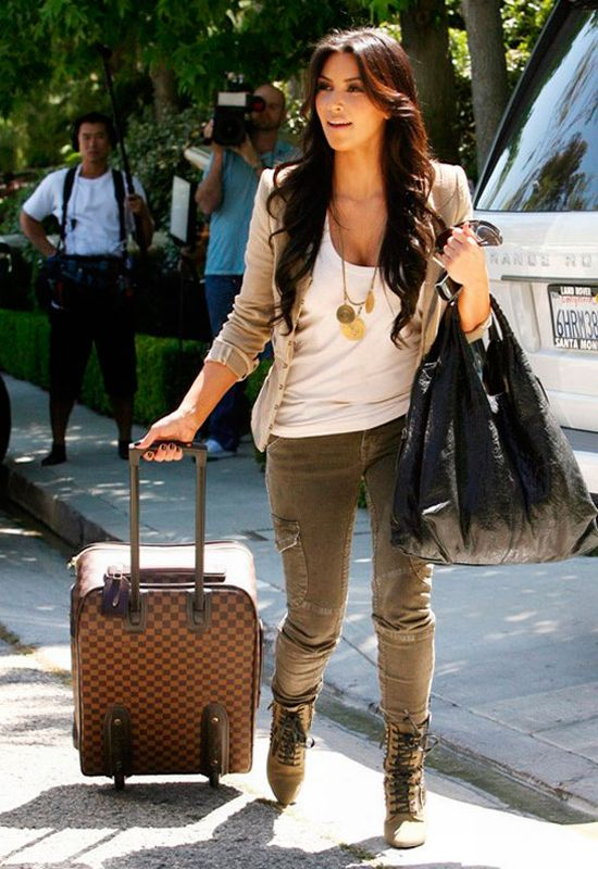 Kim Kardashian S New Style Glamour Go