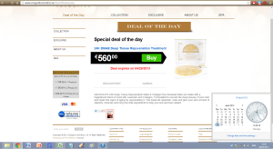 Orogold Deal of The Day Monday 29th April
