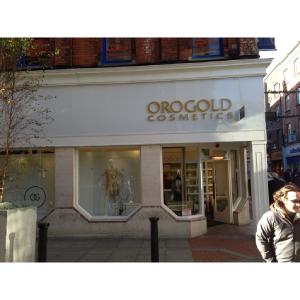 Orogold Wicklow Street