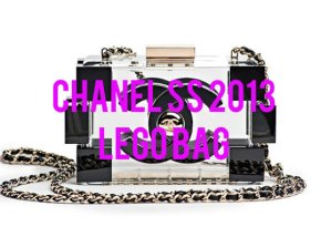 Chanel Spring/Summer 2013 Lego Bag