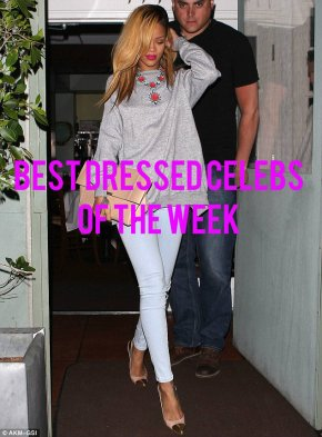Best Dressed Celebs Of The Week