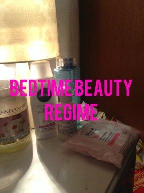 Bedtime Beauty Regime