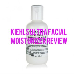 Kiehl's Ultra Facial Moisturizer Review