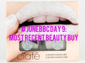 #JuneBBC Day 9: Most Recent Beauty Buy (LA Creative Summer Style Event)
