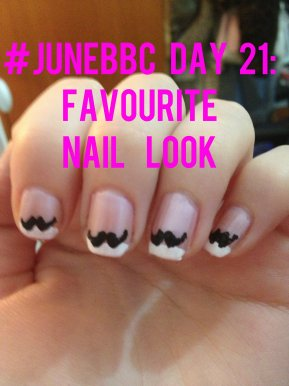 #JuneBBC Day 21: Favourite Nail Look