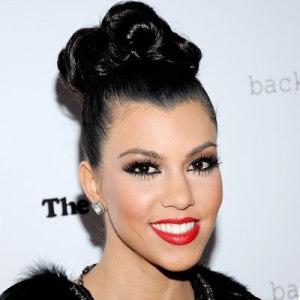 Kourtney Kardashian Makeup 1