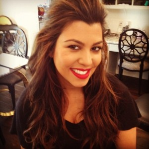 Kourtney Kardashian Makeup 2