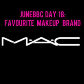 JuneBBC Day 18: Favourite Makeup Brand
