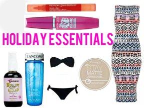 Holiday Essentials