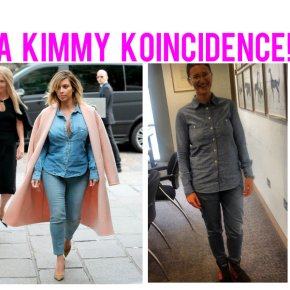 A Kimmy Koincidence!